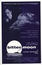 Bitter Moon - Movie Poster (xs thumbnail)