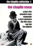 The Chaplin Revue - DVD cover (xs thumbnail)