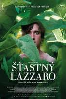 Lazzaro felice - Czech Movie Poster (xs thumbnail)
