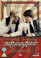 The Escape Artist - British Movie Cover (xs thumbnail)