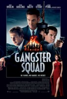 Gangster Squad - Danish Movie Poster (xs thumbnail)