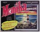 Sommaren med Monika - Movie Poster (xs thumbnail)