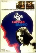 Amor del capitán Brando, El - Spanish Movie Poster (xs thumbnail)