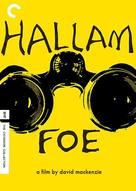 Hallam Foe - DVD cover (xs thumbnail)