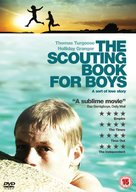 The Scouting Book for Boys - British DVD cover (xs thumbnail)