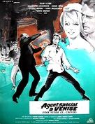 Agent spécial à Venise - French Movie Poster (xs thumbnail)