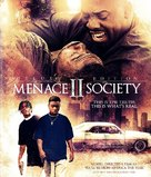 Menace To Society - Movie Poster (xs thumbnail)