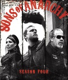 """Sons of Anarchy"" - Blu-Ray movie cover (xs thumbnail)"