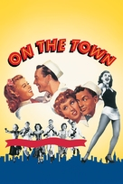 On the Town - Movie Cover (xs thumbnail)