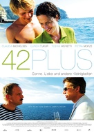 42plus - German Movie Poster (xs thumbnail)