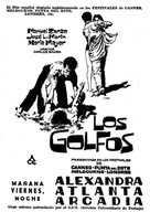 Los golfos - Spanish Movie Poster (xs thumbnail)