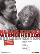 Mein liebster Feind - Klaus Kinski - German DVD cover (xs thumbnail)