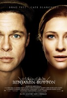 The Curious Case of Benjamin Button - Brazilian Movie Poster (xs thumbnail)
