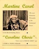 Caroline chèrie - Movie Poster (xs thumbnail)