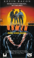 Tremors - Danish VHS cover (xs thumbnail)