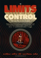 The Limits of Control - German Movie Poster (xs thumbnail)