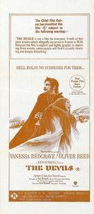 The Devils - Australian Movie Poster (xs thumbnail)