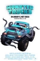 Monster Trucks - Movie Poster (xs thumbnail)