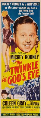The Twinkle in God's Eye - Movie Poster (xs thumbnail)