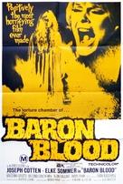 Gli orrori del castello di Norimberga - Australian Movie Poster (xs thumbnail)
