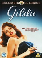 Gilda - British DVD movie cover (xs thumbnail)