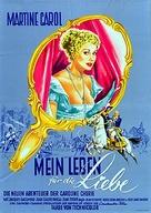 Un caprice de Caroline chérie - German Movie Poster (xs thumbnail)