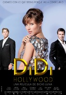 Di Di Hollywood - Spanish Movie Poster (xs thumbnail)