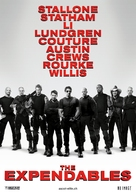 The Expendables - Swiss Movie Poster (xs thumbnail)