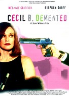 Cecil B. DeMented - Movie Poster (xs thumbnail)