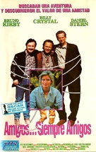 City Slickers - Argentinian VHS cover (xs thumbnail)