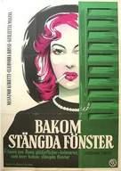 Persiane chiuse - Swedish Movie Poster (xs thumbnail)