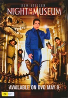 Night at the Museum - Australian Video release poster (xs thumbnail)