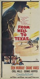 From Hell to Texas - Movie Poster (xs thumbnail)