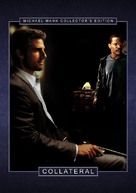 Collateral - German DVD movie cover (xs thumbnail)