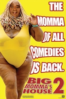 Big Momma's House 2 - Movie Poster (xs thumbnail)