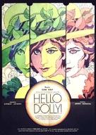 Hello, Dolly! - Romanian Movie Poster (xs thumbnail)