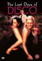 The Last Days of Disco - Danish DVD cover (xs thumbnail)