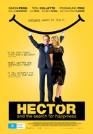 Hector and the Search for Happiness - Australian Movie Poster (xs thumbnail)