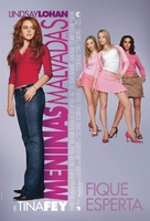 Mean Girls - Brazilian Movie Poster (xs thumbnail)