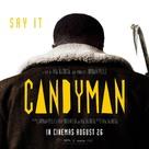 Candyman - Lebanese Movie Poster (xs thumbnail)