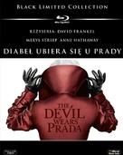The Devil Wears Prada - Polish Blu-Ray cover (xs thumbnail)
