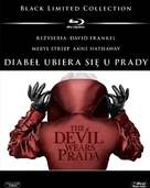 The Devil Wears Prada - Polish Blu-Ray movie cover (xs thumbnail)