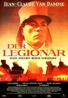 Legionnaire - German Movie Poster (xs thumbnail)