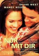 A Walk to Remember - German Movie Poster (xs thumbnail)