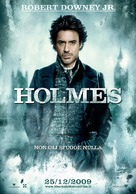 Sherlock Holmes - Italian Movie Poster (xs thumbnail)
