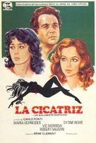 La baby sitter - Spanish Movie Poster (xs thumbnail)