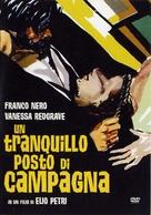 Un tranquillo posto di campagna - Italian DVD cover (xs thumbnail)