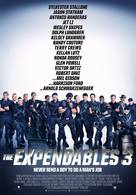 The Expendables 3 - Belgian Movie Poster (xs thumbnail)