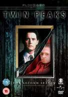"""Twin Peaks"" - British Movie Cover (xs thumbnail)"