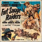 Fort Savage Raiders - Movie Poster (xs thumbnail)
